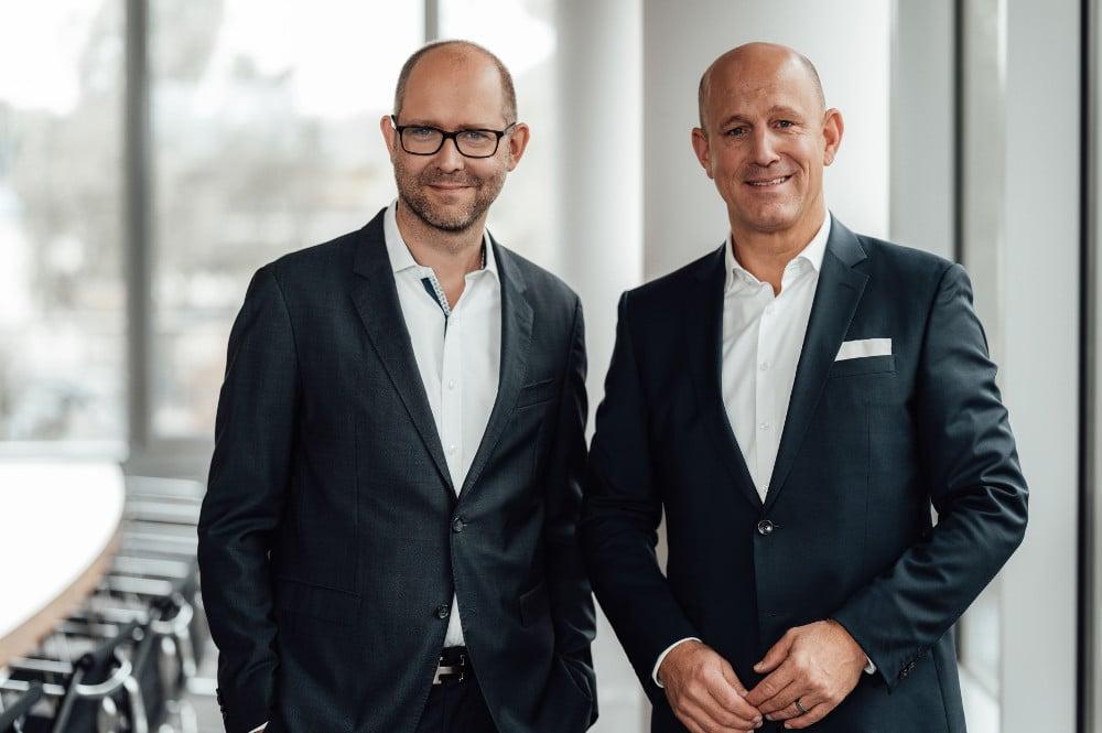 CHRIST Geschäftsführung, Stephan Hungeling, Olaf Schepers